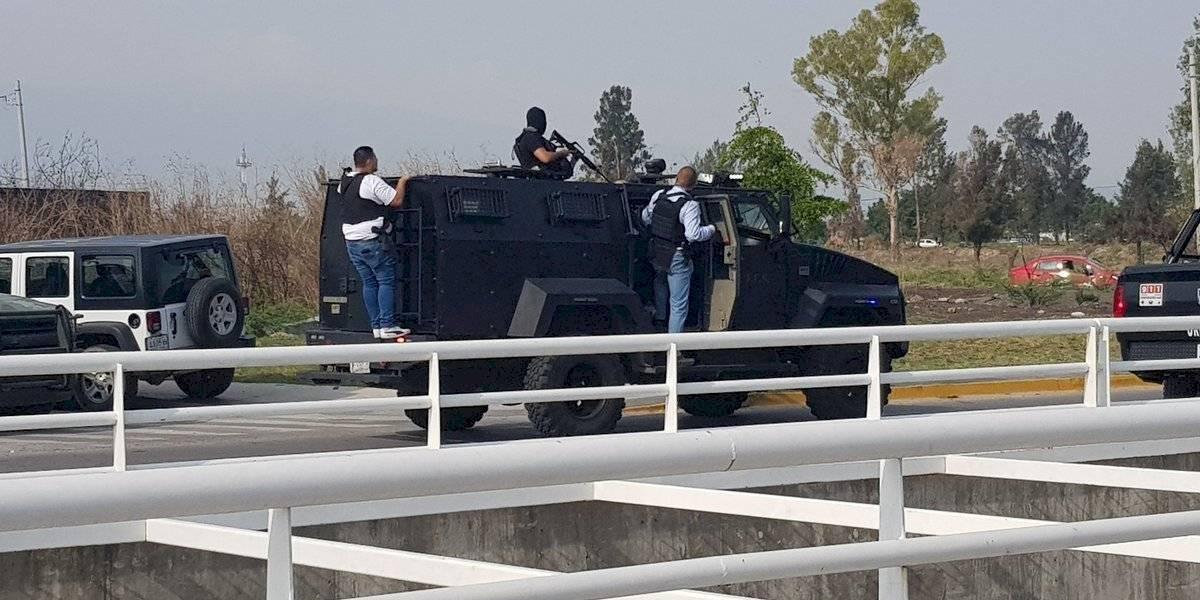 Se enfrentan policías y personas armadas en Jalisco; hay 2 muertos y 3 detenidos