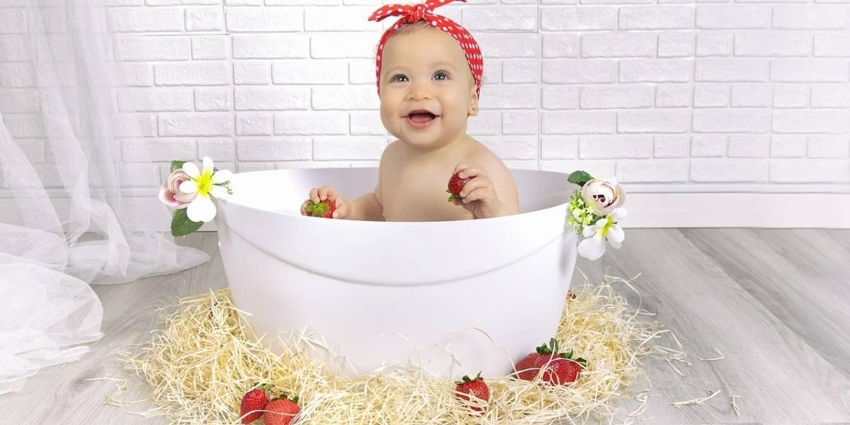 Cuidados infantiles: 5 hábitos de higiene que todo bebé necesita