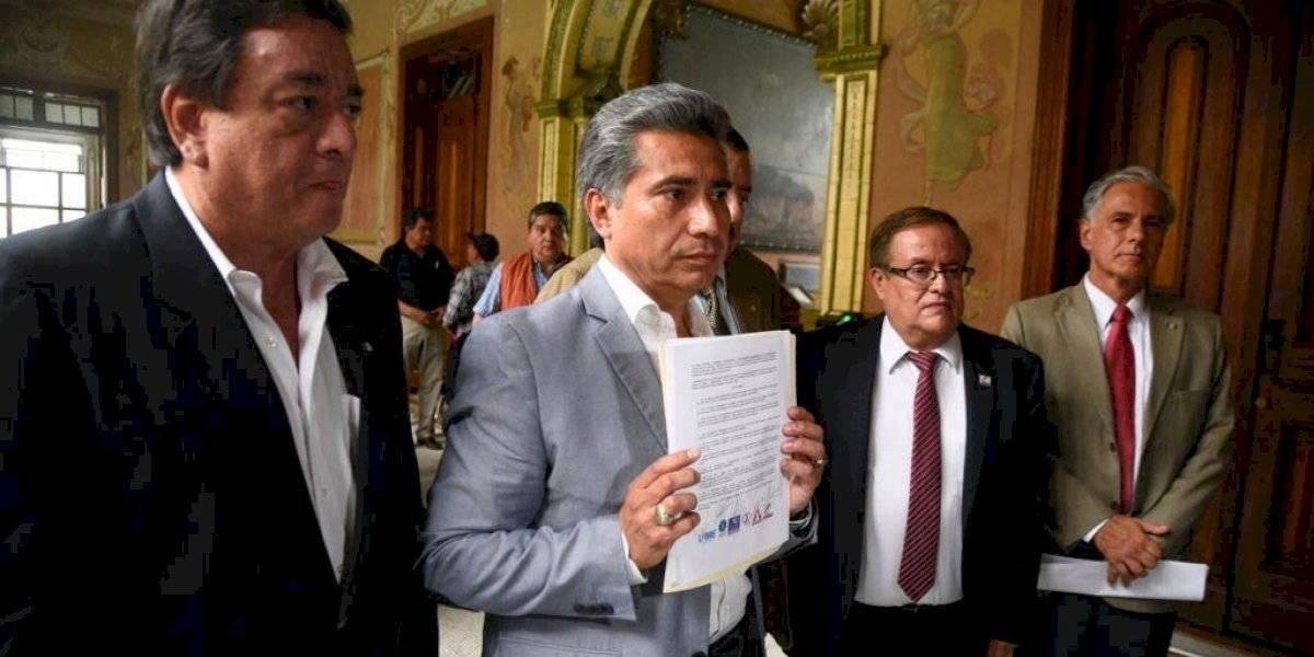 TSE de Guatemala revisa actas por denuncias de fraude