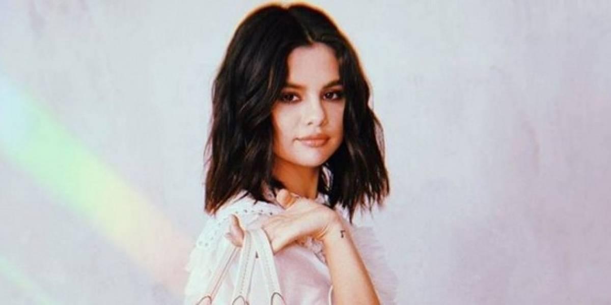 FOTOS: El atrevido escote de Selena Gomez con el que entierra su imagen angelical