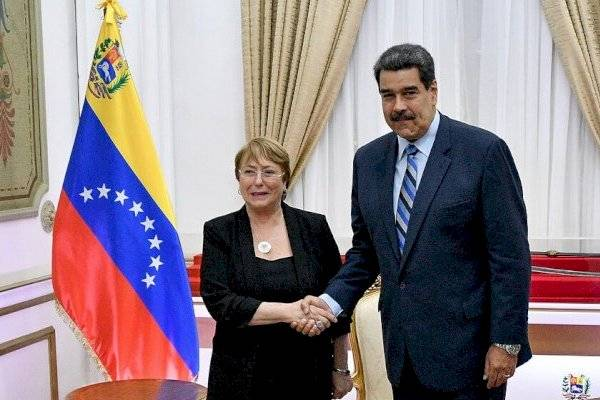 Tarud calificó como contundente informe de Bachelet sobre crisis en Venezuela