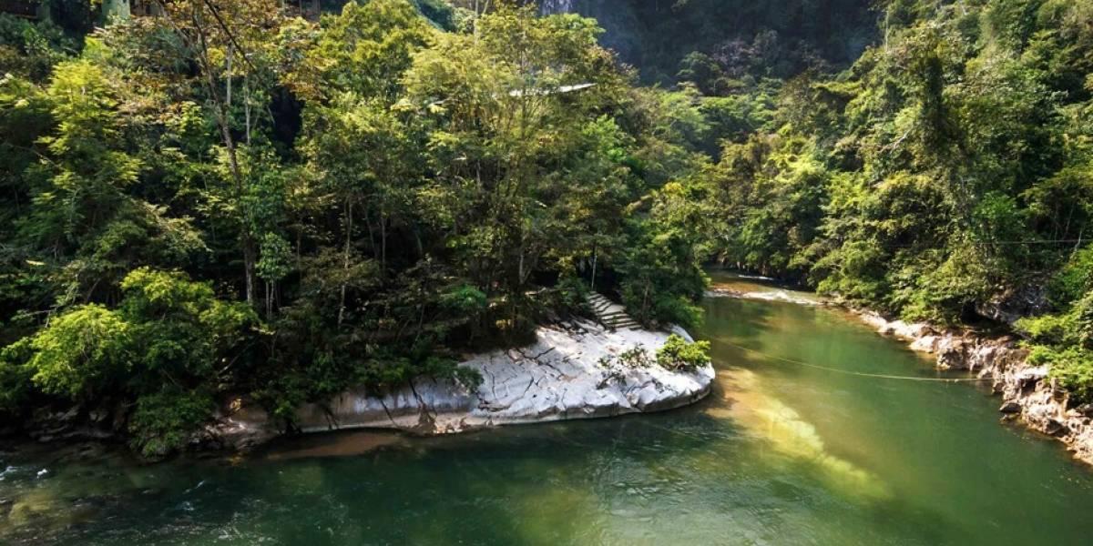 La playa de mármol y agua cristalina que hay en Colombia y muy pocos conocen