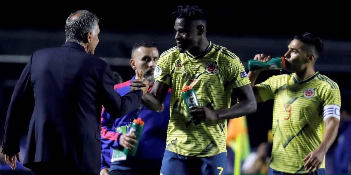 La noticia para el partido de Copa América que los colombianos celebran y los paraguayos sufren