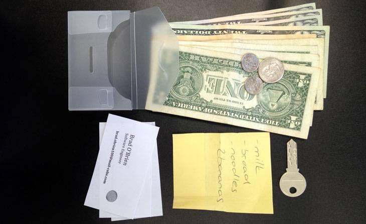 Estudio demuestra que las billeteras con dinero en su interior tienen más posibilidades de ser devueltas