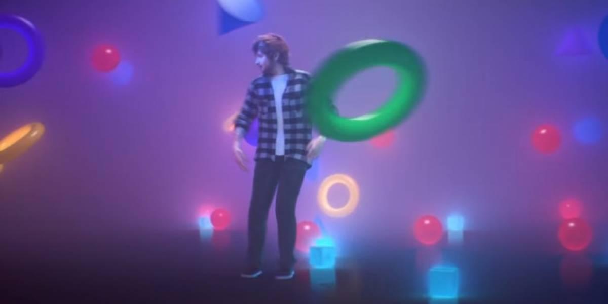 Ed Sheeran vira dançarino em animação 3D no clipe de 'Cross Me'