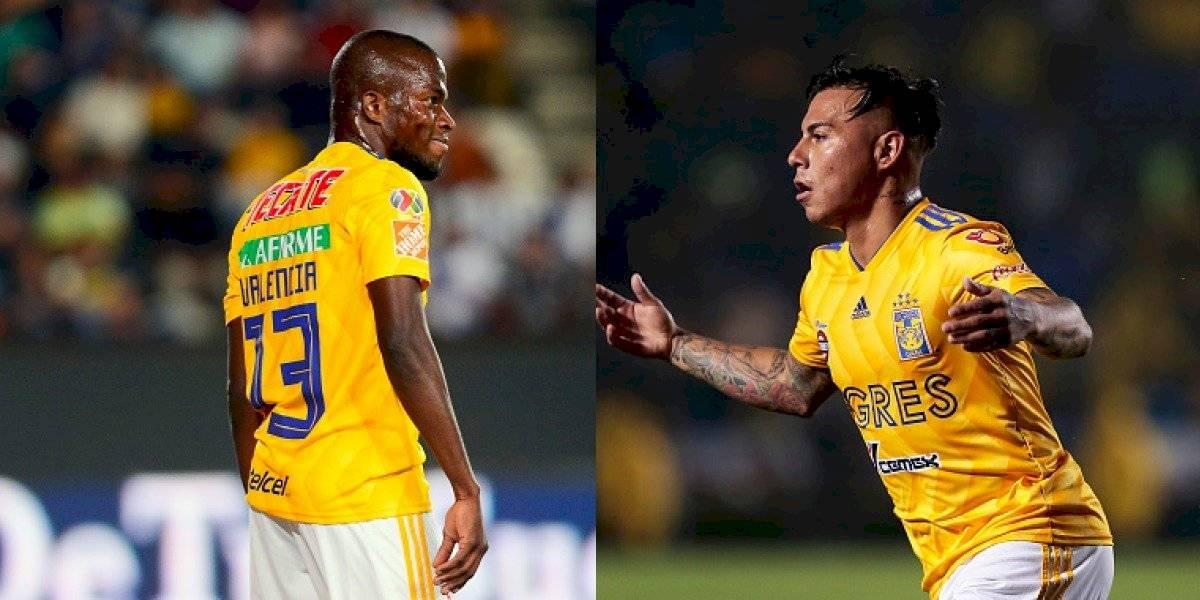 Ecuador vs Chile: Los elogios de Enner Valencia hacia Eduardo Vargas