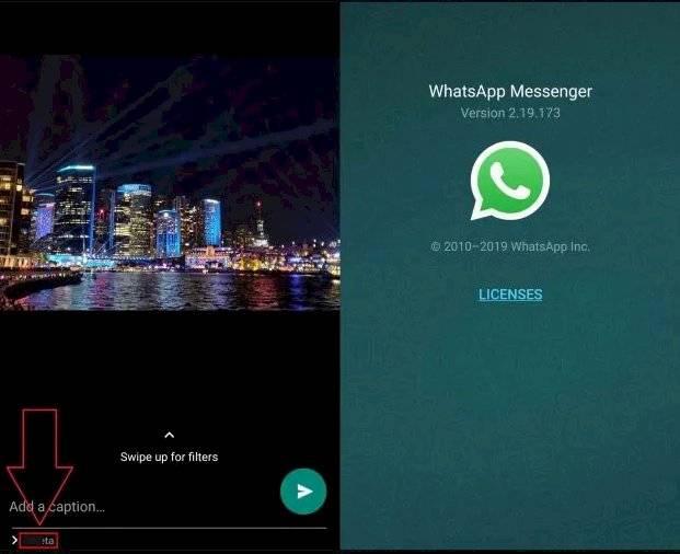 WhatsApp activa función para que evites enviar fotos a la persona equivocada