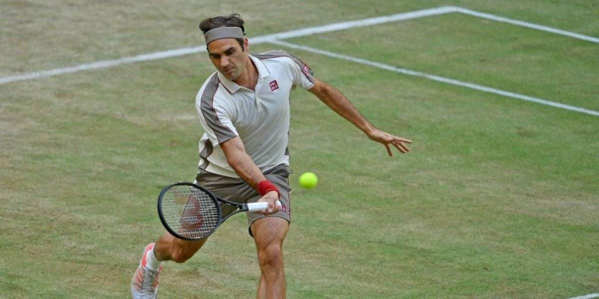 Roger Federer sigue extendiendo su leyenda en el ATP 500 de Halle