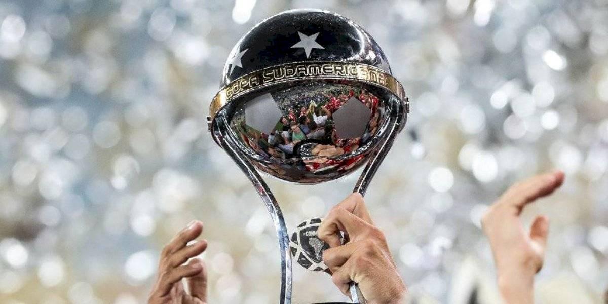 Final única se jugará en la Nueva Olla — Copa Sudamericana
