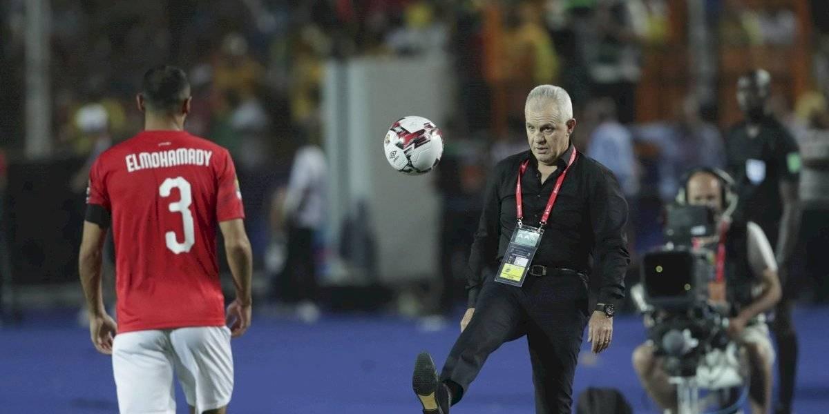 Javier Aguirre y Egipto debutan con victoria en la Copa Africana de Naciones