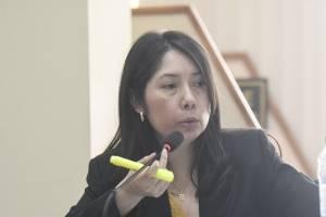 """Jueza Érika Aifán conoce el caso """"Construcción y corrupción"""""""
