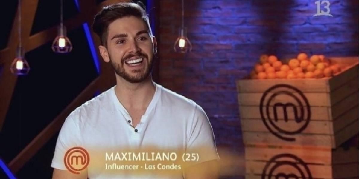 """Maximiliano, ex participante de """"MasterChef"""": """"Hay una disputa de egos entre Chris Carpentier y Jorge Rausch"""""""