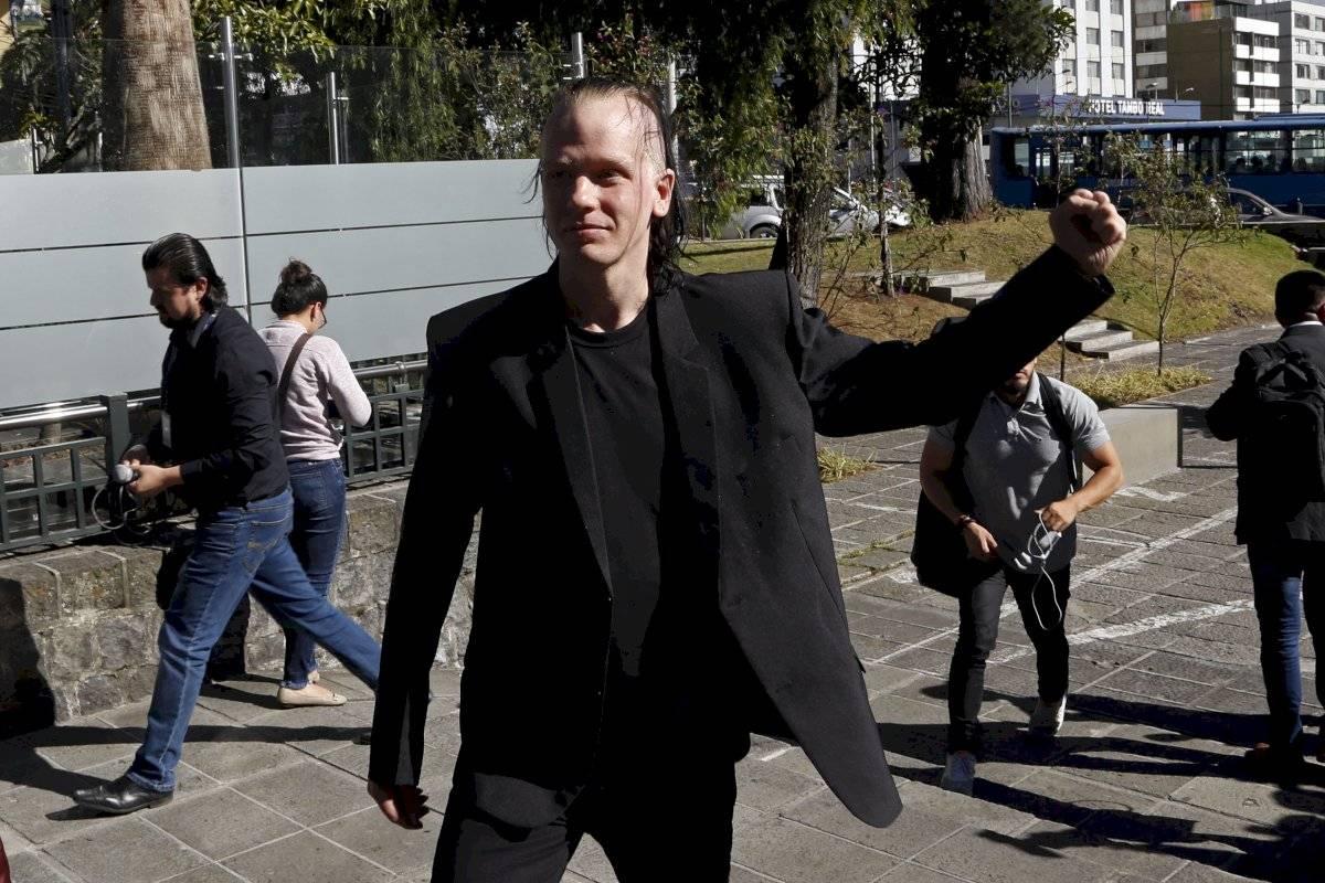 Ola Bini niega pertenecer a WikiLeaks tras ser liberado API