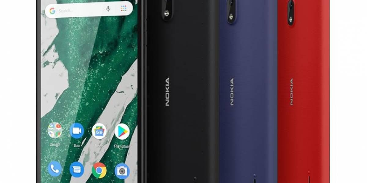 El Nokia 1 Plus llega a Colombia: Conoce las características de este gama de entrada