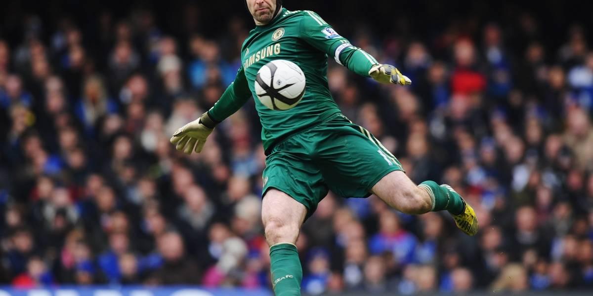 Petr Cech vuelve al Chelsea cuatro años después