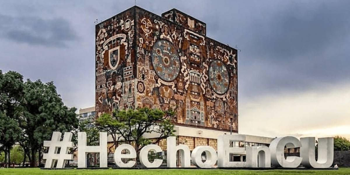 La UNAM se corona como la mejor universidad de todo México