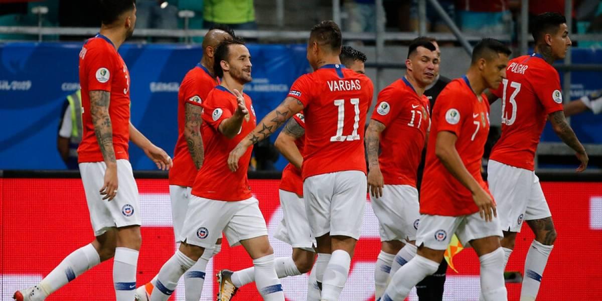 Chile-Uruguay por Copa América: Horario, programación y cómo ver online