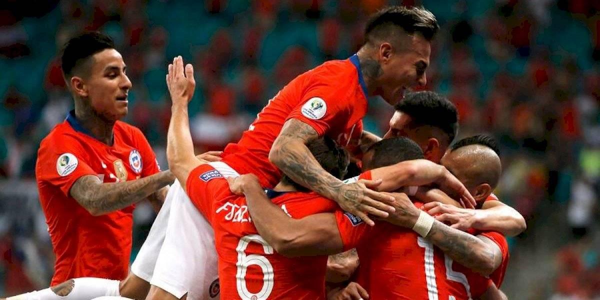 Un práctico Chile fue muy efectivo, derrotó a Ecuador y está en los cuartos de final de la Copa América