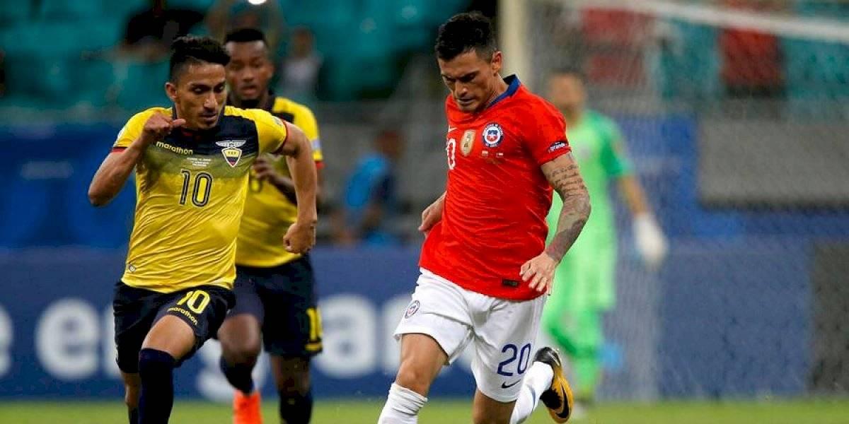 Uno a uno de Chile contra Ecuador: Arias tuvo su jornada más floja con la Roja y Aránguiz otra vez fue figura