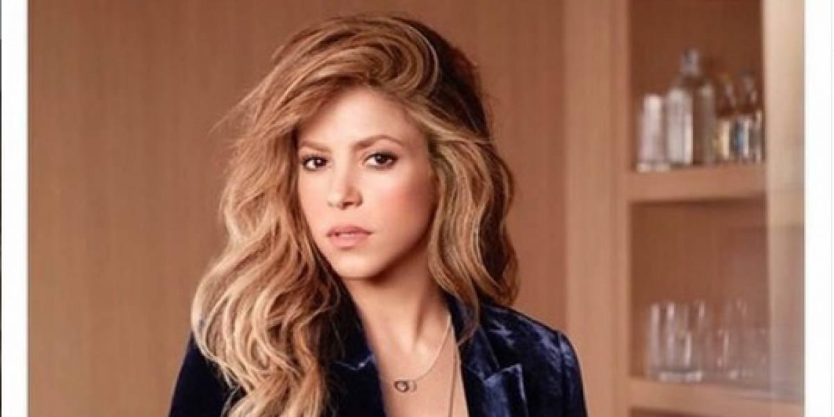 """Se filtran nuevas fotos de Shakira """"demasiado sensual"""" en bikini"""