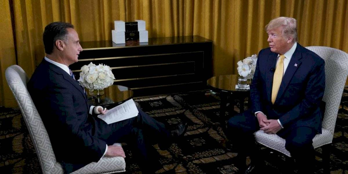 Donald Trump no descarta reunirse con López Obrador