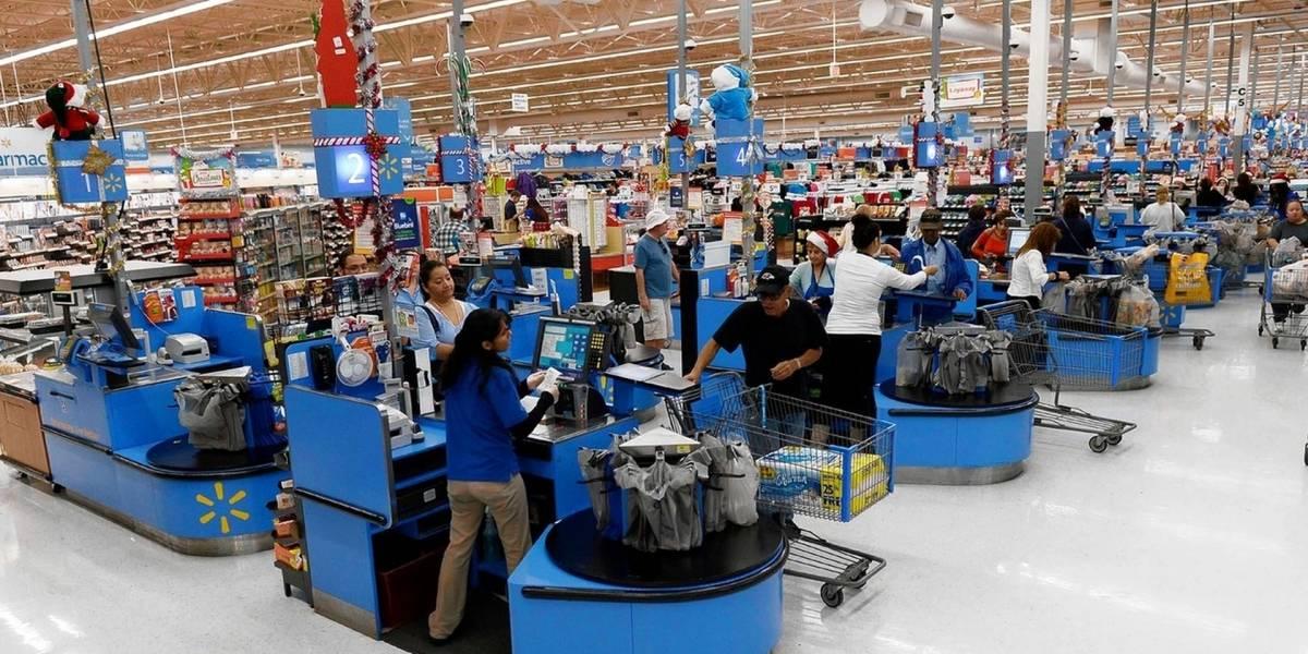 Walmart está usando cámaras con Inteligencia Artificial para prevenir robos en las cajas registradoras