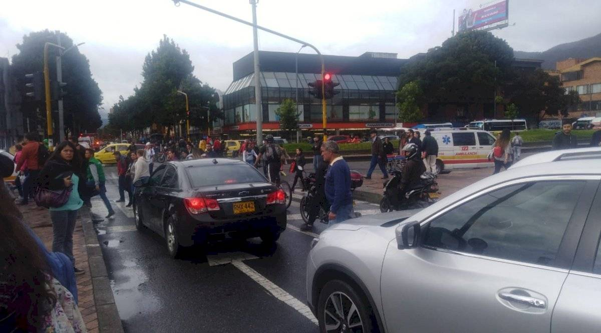 Emergencias Bogotá