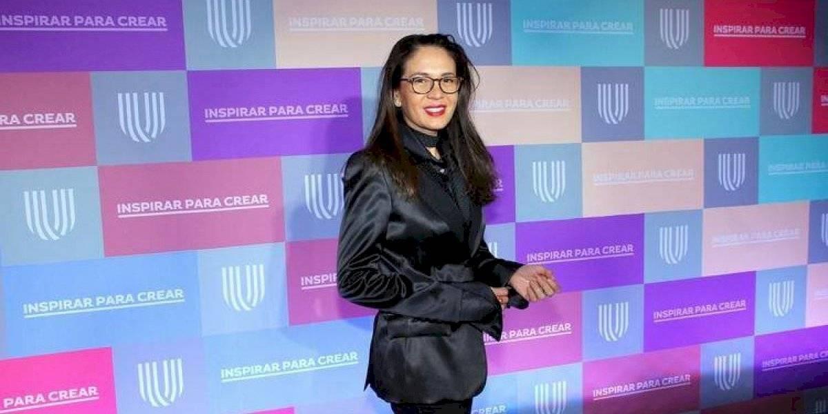 Fue Melissa Galindo con quien Yolanda Andrade se casó en París