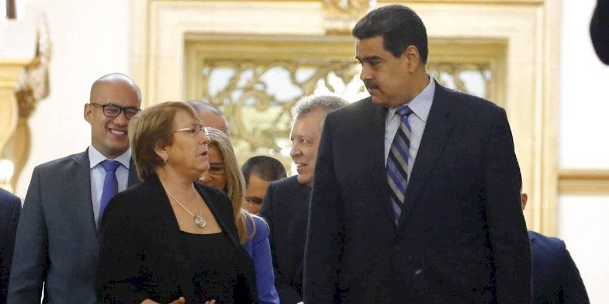 """Nicolás Maduro: """"Visita de Bachelet fue un éxito para el sistema de Derechos Humanos de Venezuela"""""""