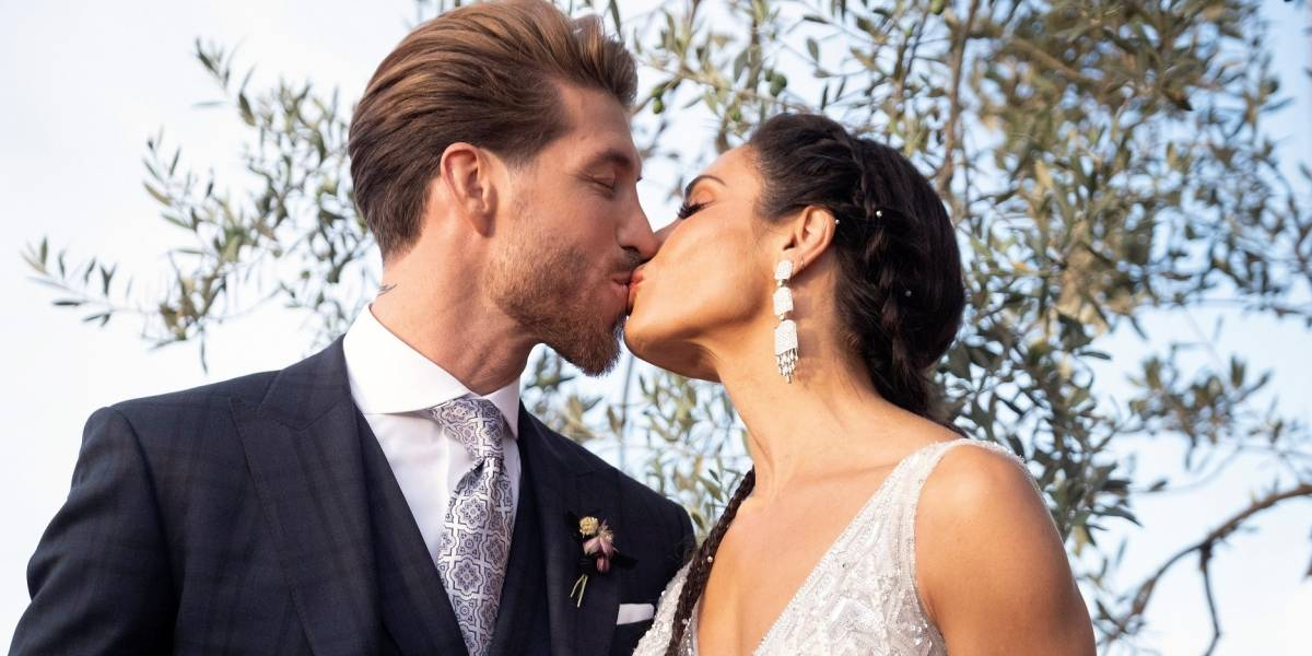 Mujer que trabajó en la boda de Sergio Ramos lanzó fuertes críticas por el trato recibido