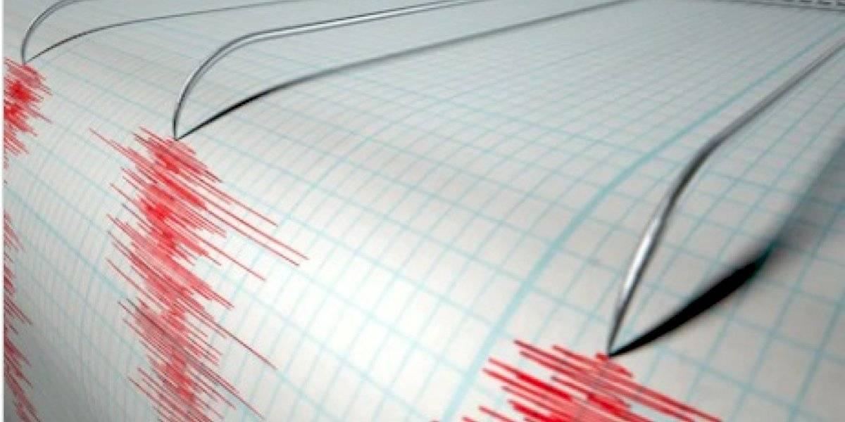 Se registran sismos en Baja Verapaz y Suchitepéquez