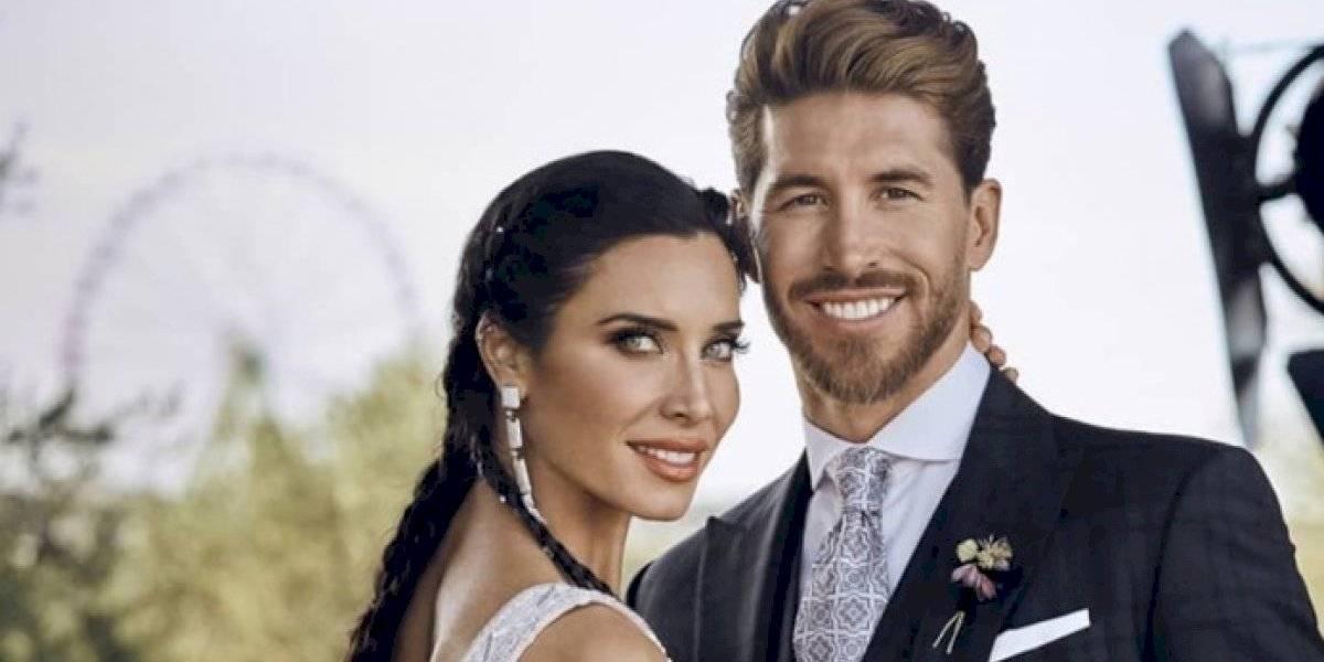 Una mujer denunció el maltrato que recibió en la boda de Sergio Ramos y Pilar Rubio