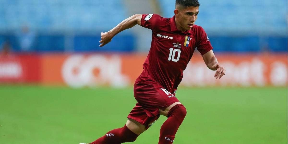 Venezuela, con la oportunidad de hacer historia en la Copa América contra Bolivia