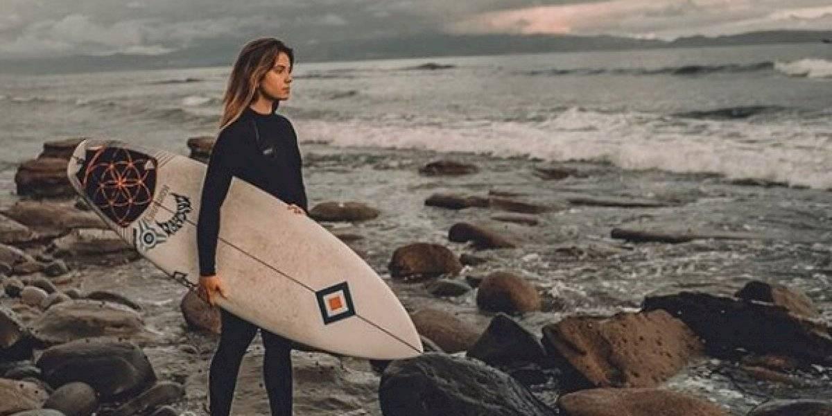 El inspirador video de la surfista mexicana, Ana Laura González