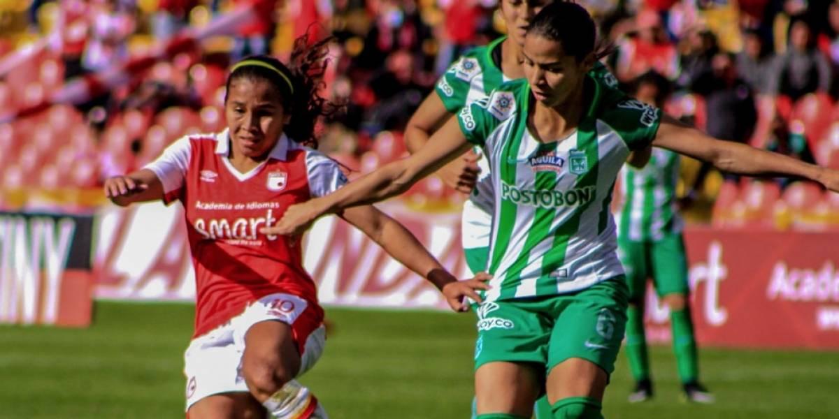 Calendario Liga Femenina.Futbol Femenino En Colombia Las Fuertes Quejas De Las Futbolistas