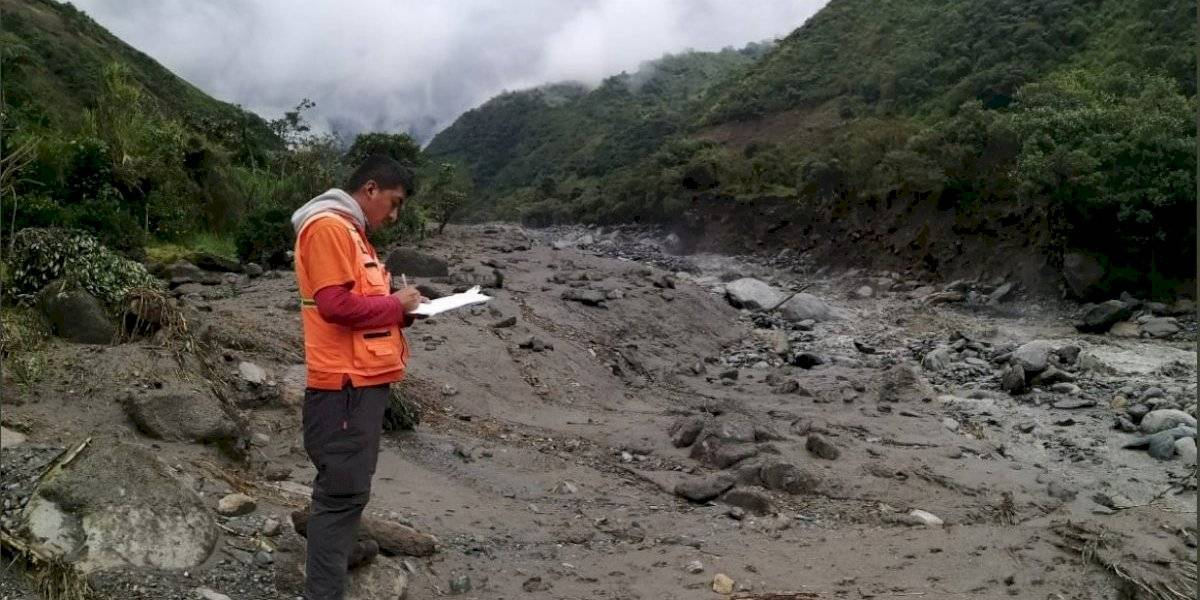 Lenín Moreno se pronuncia sobre la situación de las familias afectadas en Tungurahua