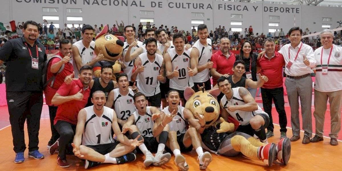 México consigue medalla de bronce en Copa Panamericana de Voleibol