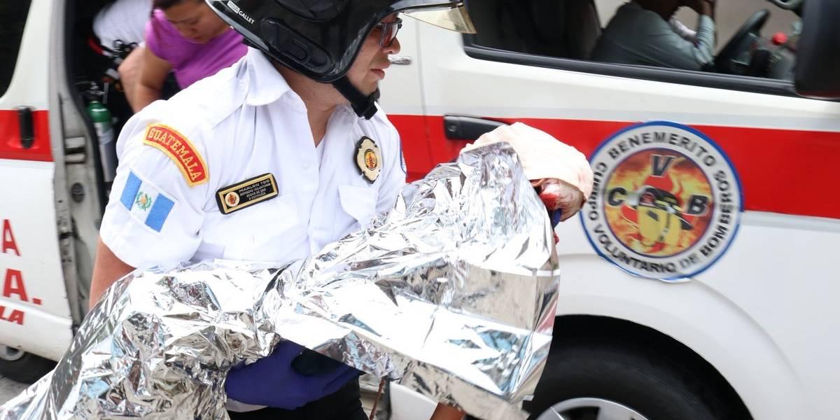 Niño de cuatro años es atacado por dos perros raza Pitbull en Chinautla