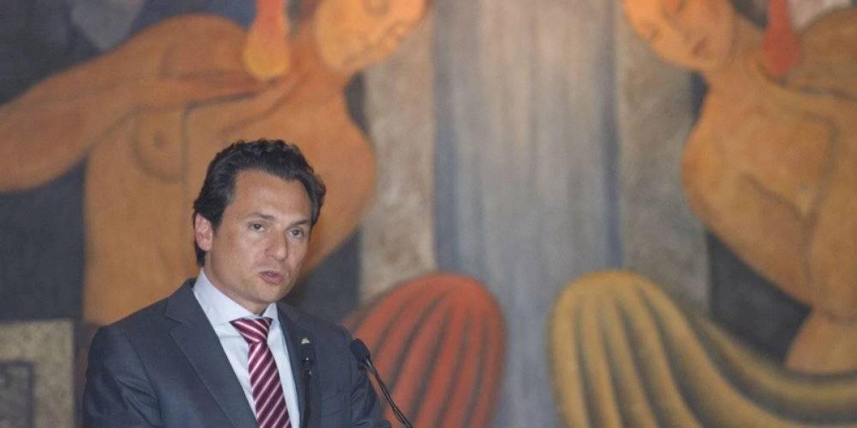 Frenan temporalmente detención de madre de Emilio Lozoya
