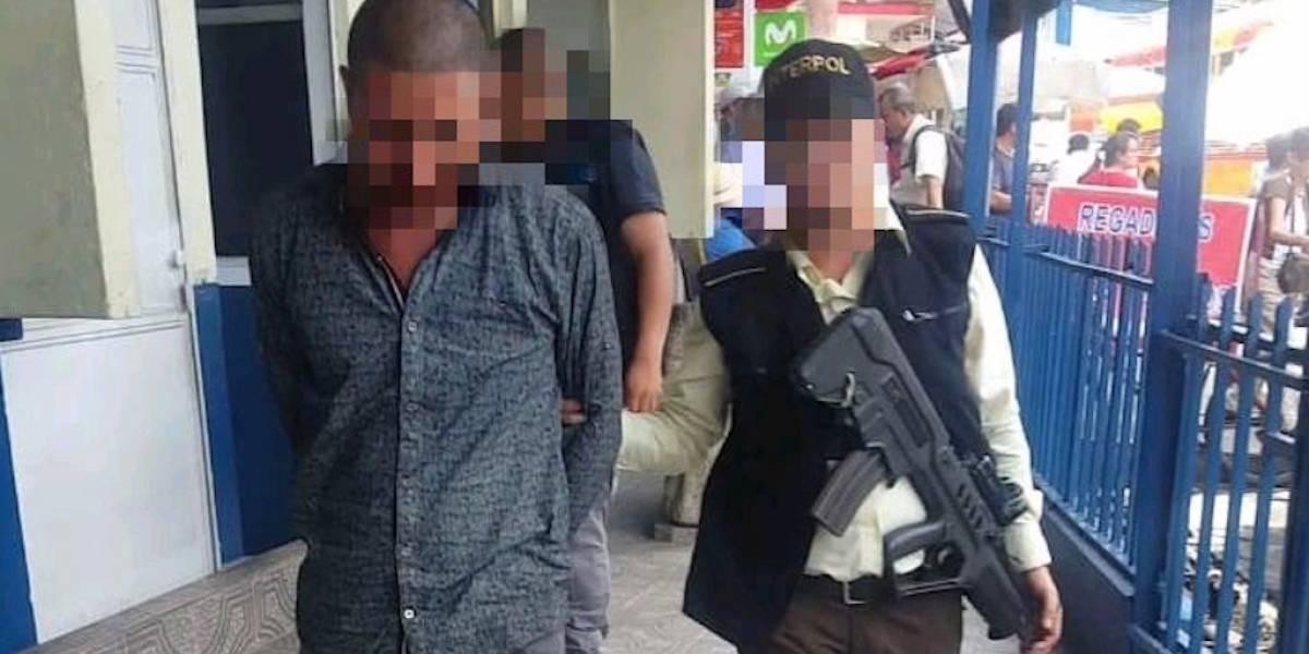 PNC captura a presunto femicida cuando intentaba huir a EE. UU.