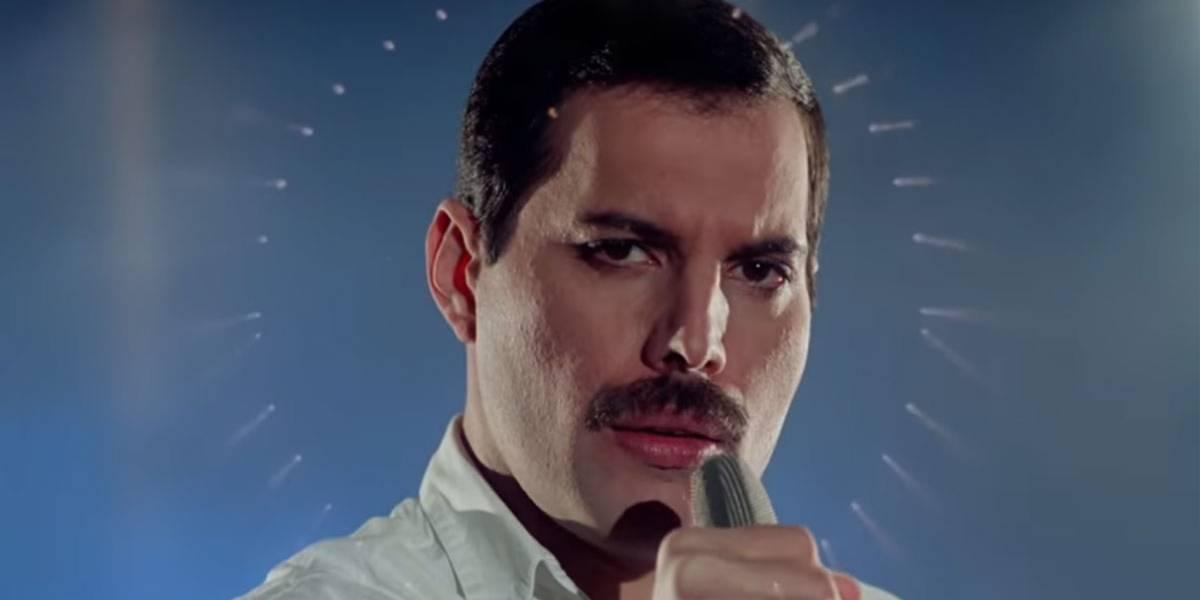 Versão inédita de música de Freddie Mercury é lançada