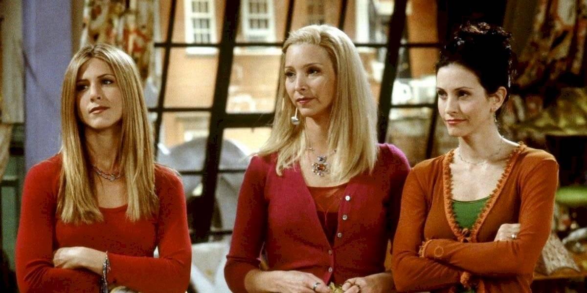 Friends: Así lucen las protagonistas a sus 50 años