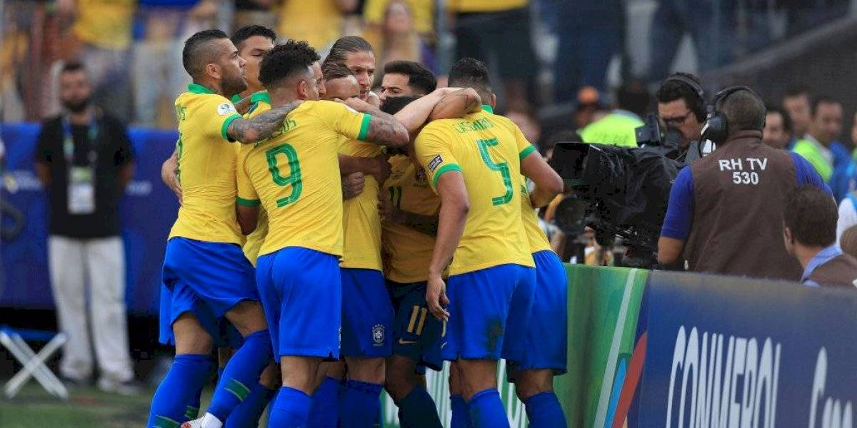 Minuto a minuto: Brasil golea a Perú y es líder del Grupo A en la Copa América