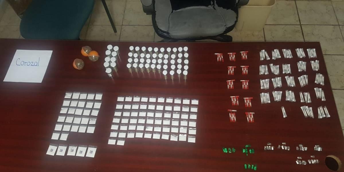 Desarticulan varios puntos de drogas en Bayamón y Corozal