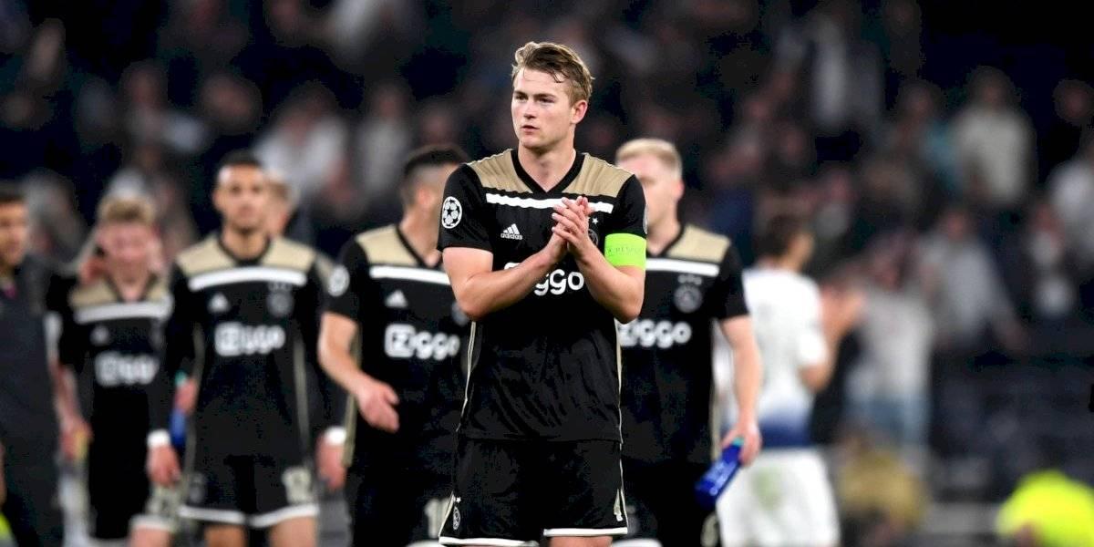 De Ligt reveló la razón por la que escogió a la Juventus sobre el Barcelona