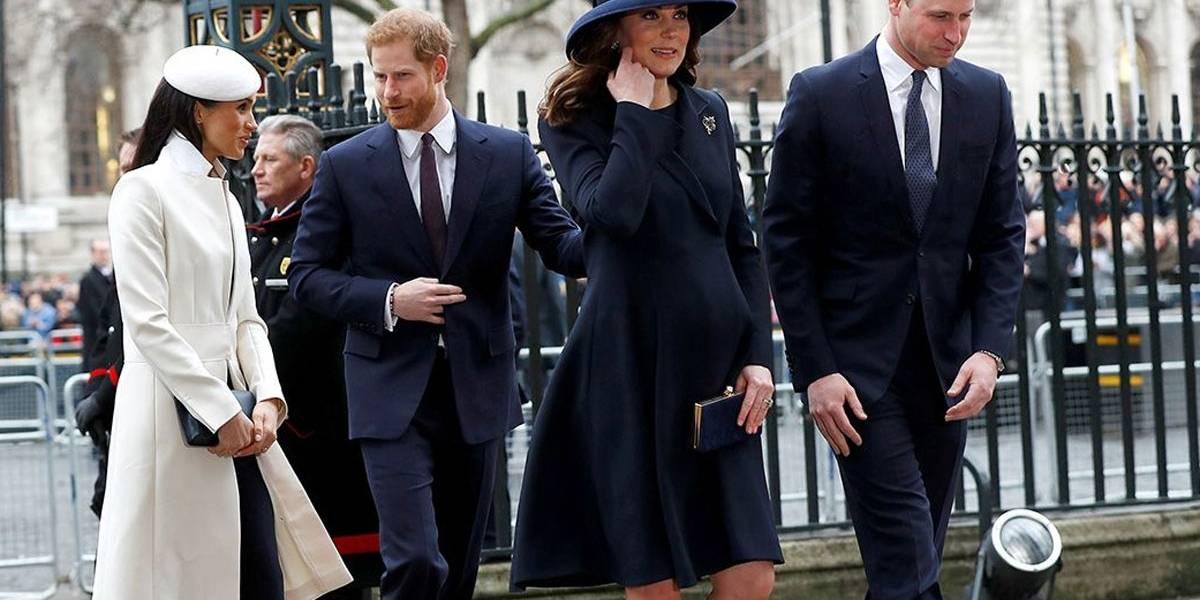 Harry e Meghan terão fundação de caridade separada de William e Kate