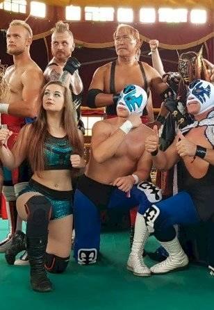 Atlantis y su Juunior conquistaron a la afición española |CMLL