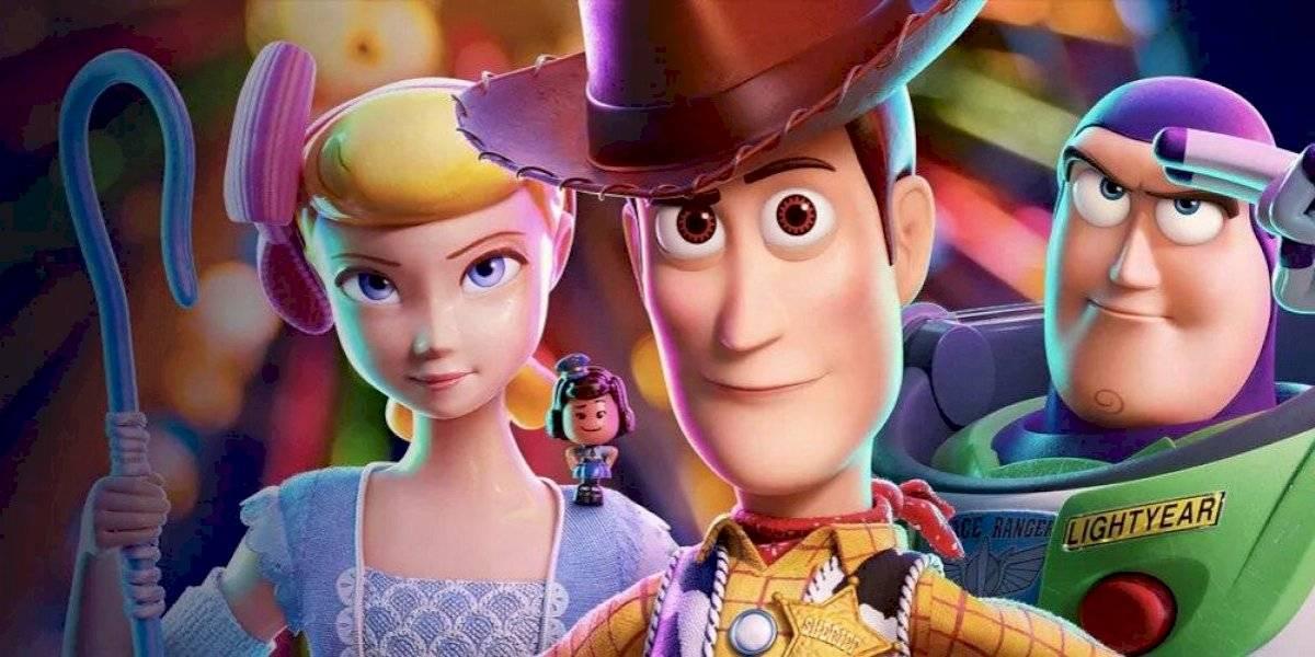 Pixar lo logra otra vez con Toy Story 4