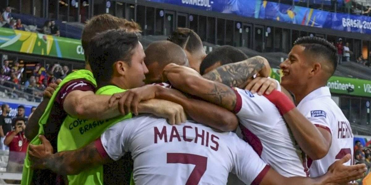 """VIDEO. La Copa América todavía tendrá """"Vinotinto"""""""