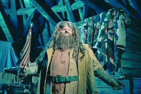 Al mismo Hagrid